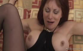 Wealthy Mrs. Philmore Finds young meat to Fuck
