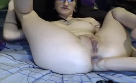 Huge anal monster dildo