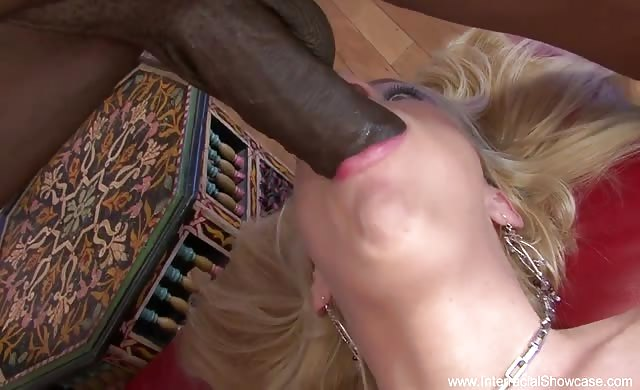 German blonde housewife bbc anal time