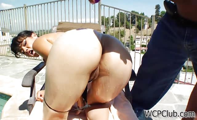 Beautiful milf anal fucked by bbc
