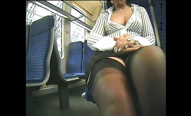 Public flash in bus