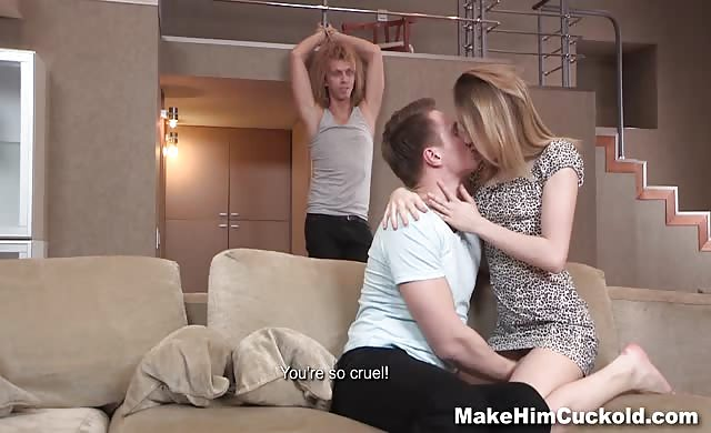 Payback for cheating - Cuckold