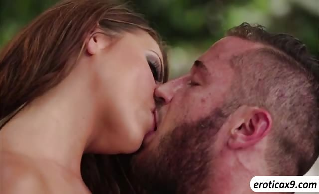 Adriana chechik gets tangled with a big stiff cock