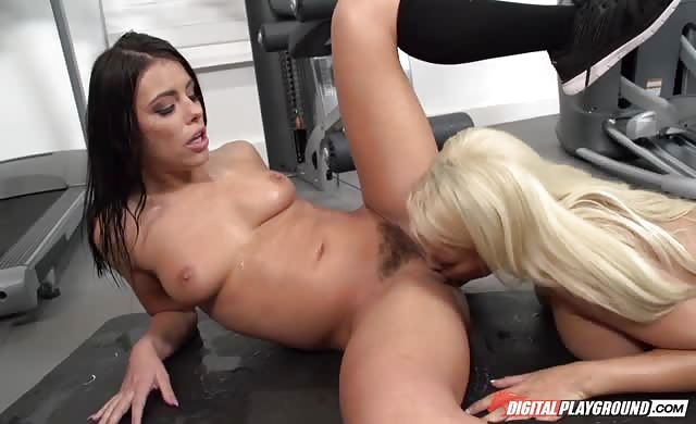 Adriana chechik luna star the wettest workout full