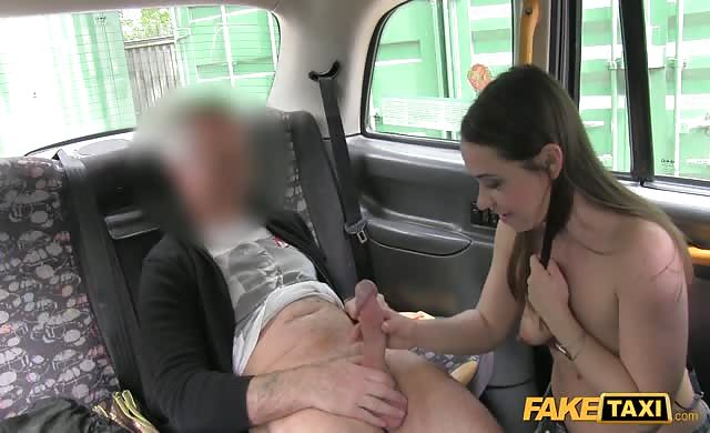 Anal Adventures In The Taxi