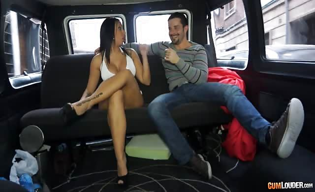 Sex In The Bang Bus