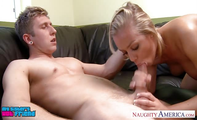 Busty blondie Nicole Aniston Ride meat