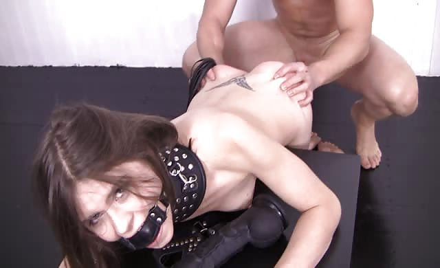 young Sexual Slave Rammed In butt