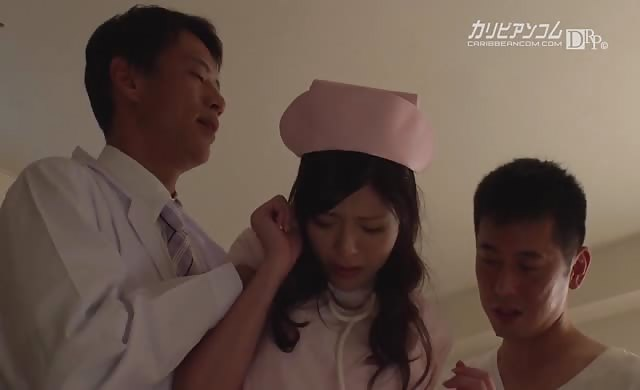 chinese Nurse Creampied By Two studs
