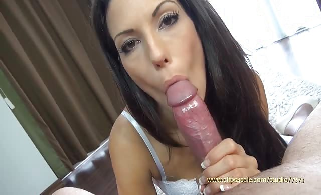 Pov Slow Edging blowjob To huge Cumshot