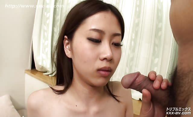 asian lady Plays With cocks