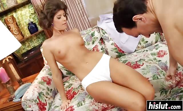 Desirable babe gets drilled in hardcore fashion
