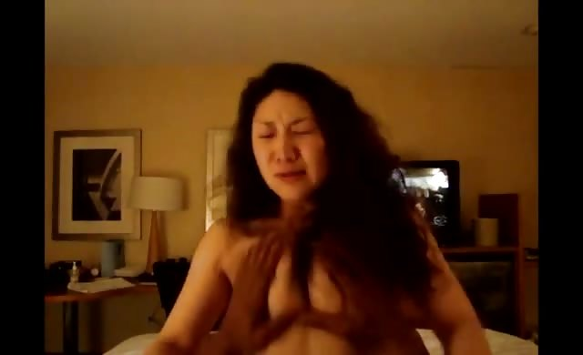 oriental bitch Destroyed And Left Gasping With Bbc