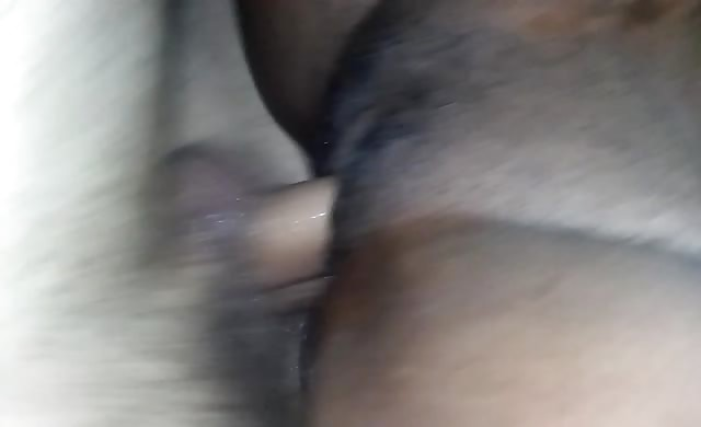 ebony Queen Taking A meaty Ivory meat