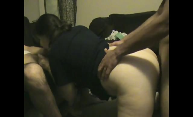 Making His wifey spunk On Bbc