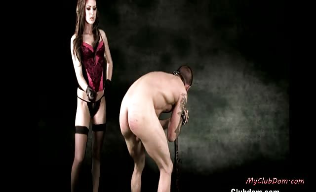 charming Mistresses Punishing Their Slaves