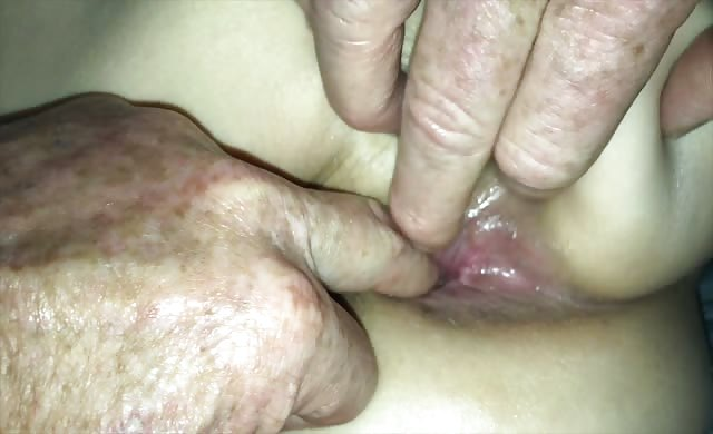 One Two Finger Anal