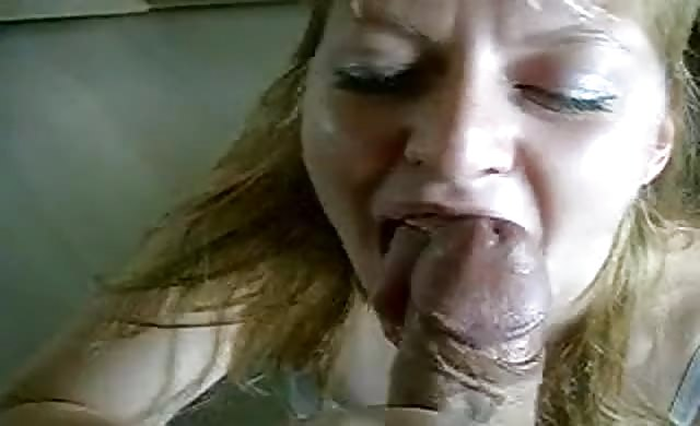 yellow-haired Milf licks A rod For Creamy Treat
