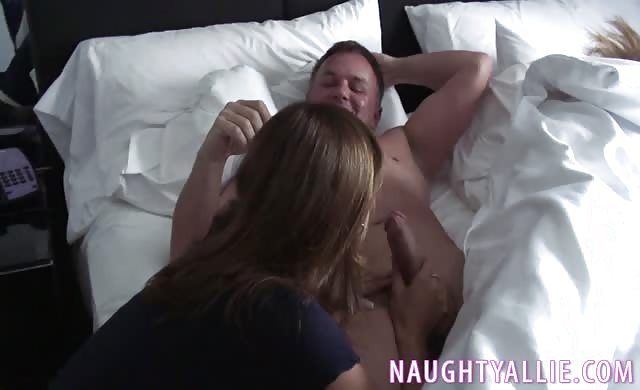 Seductive Wake Up Call Threesome
