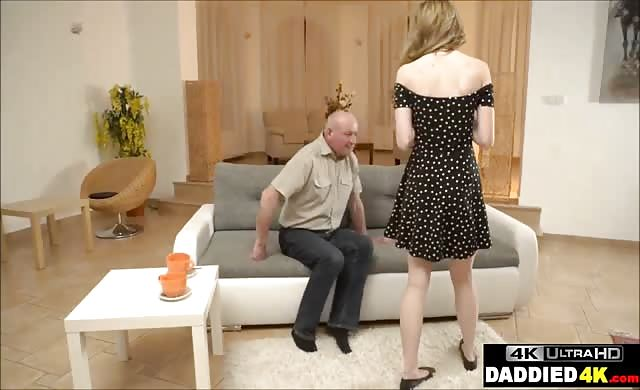 Sneaky Dad Fucks Sons Beautiful Teen Girlfriend