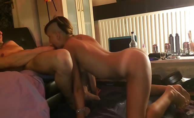 Punk Girl Loves Anal Sex