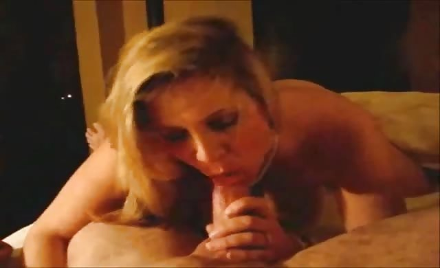 Beautiful Horny Milf Loves Cum On Her Face