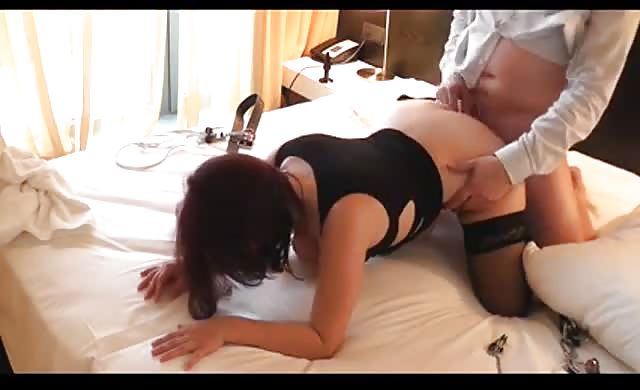 Bondage Milf On Vacation Hotel Fuck
