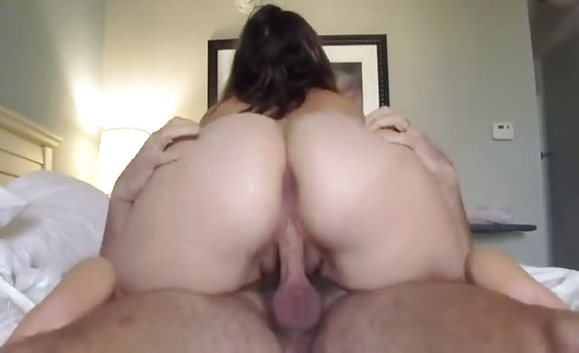 Big Ass Wife Riding Her Husband
