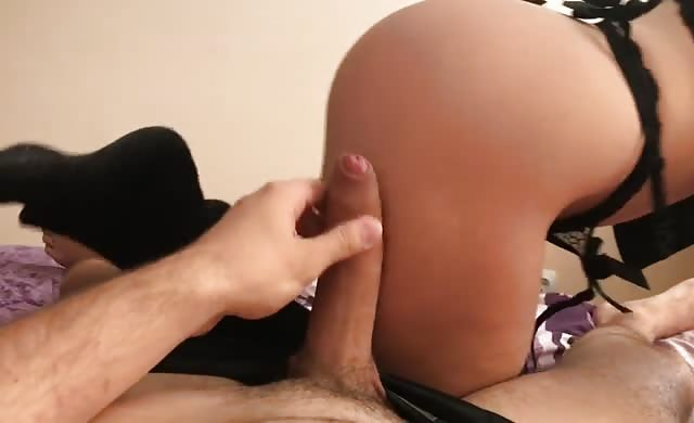 Gf Is Horny For Some Big Dick Anal Sex
