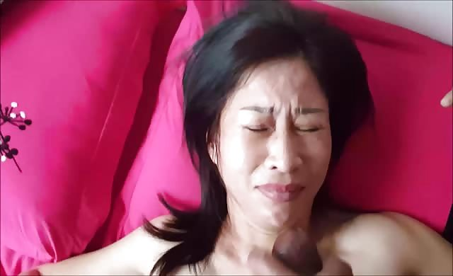 Mature Asian Big Load